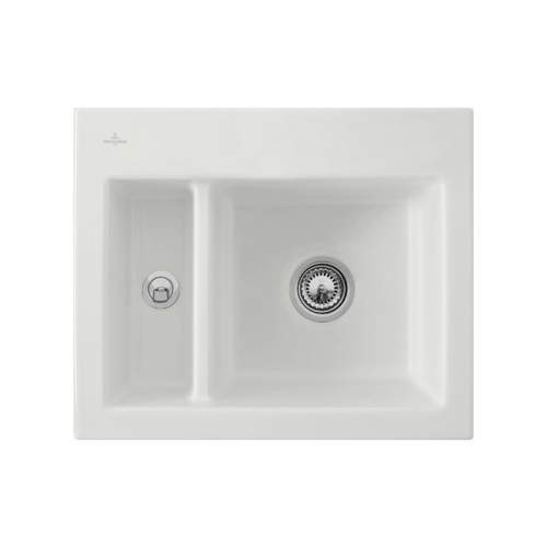 Villeroy & Boch SUBWAY XM Classic Line 1.5 Bowl Kitchen Sink