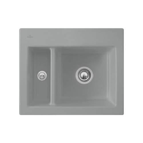 Villeroy & Boch SUBWAY XM Classic Line 1.5 Bowl Kitchen Sink
