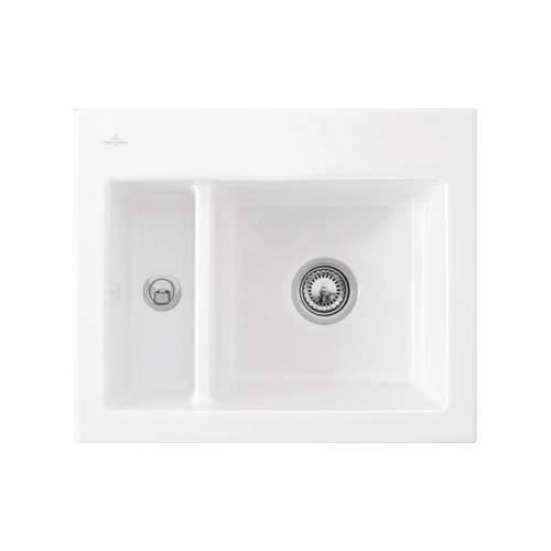 Villeroy & Boch SUBWAY XM Premium Line 1.5 Bowl Kitchen Sink