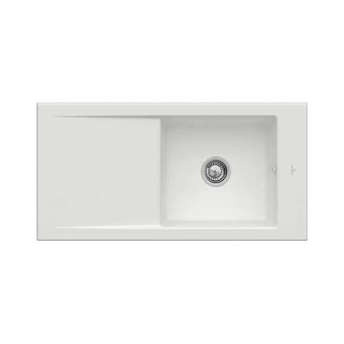 Villeroy & Boch TIMELINE 60 Classic Line Single Bowl Kitchen Sink