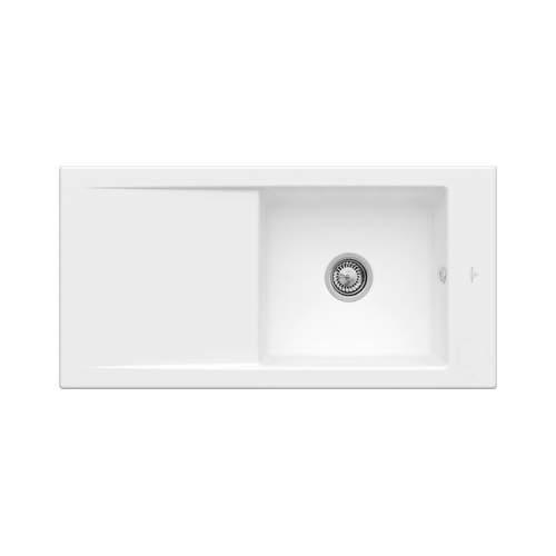 Villeroy & Boch TIMELINE 60 Classic Line Single Bowl Kitchen Sink