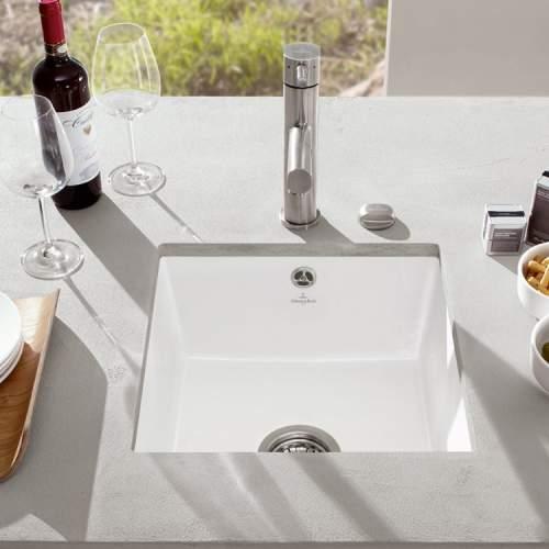 Villeroy & Boch SUBWAY 45 SU Classic Line Undermount Sink