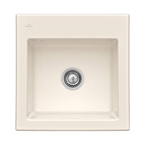 Villeroy & Boch SUBWAY 50 S Classic Line Sink with Tap Ledge