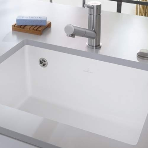Villeroy & Boch SUBWAY 60 SU Classic Line Large Bowl Sink