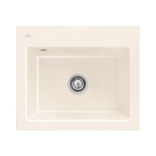 Villeroy & Boch SUBWAY 60 S Classic Line Large Bowl Sink
