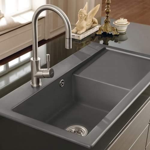 Villeroy & Boch SUBWAY 60 XL Classic Line Single Bowl Kitchen Sink