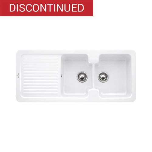 Villeroy & Boch CONDOR 80 Premium Line 1.75 Bowl Kitchen Sink
