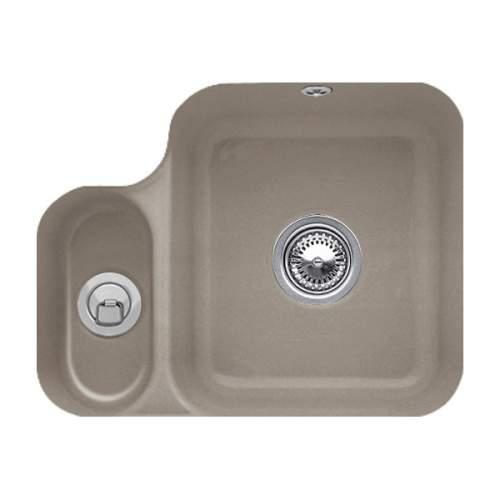 Villeroy & Boch CISTERNA 60B Premium Line 1.5 Bowl Undermount Kitchen Sink