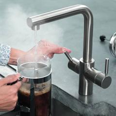 InSinkErator 3 in 1 Instant Boiling Hot Water Kettle Tap