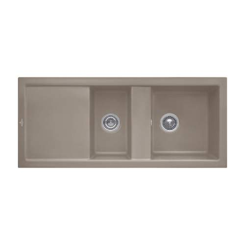 Villeroy & Boch SUBWAY 80 Premium Line 1.75 Bowl Kitchen Sink