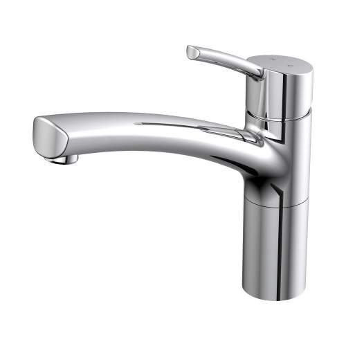 Teka TTM 107C Single Lever Arch Chrome Kitchen Tap