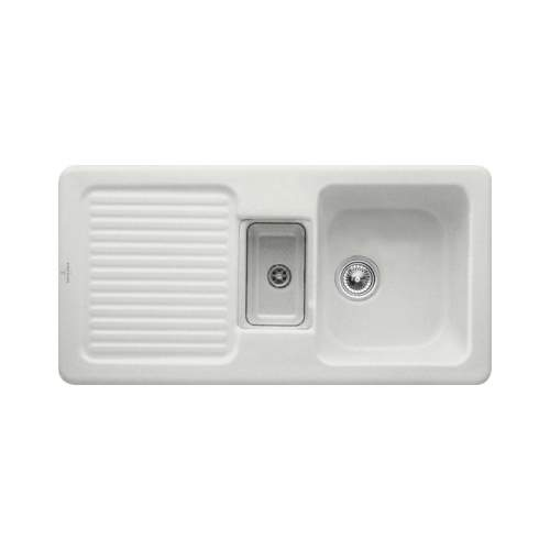 Villeroy & Boch CONDOR 60 Classic Line 1.5 Bowl Kitchen Sink