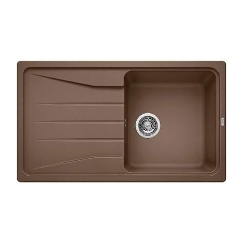 Blanco SONA 5 S Silgranit® PuraDur II® Inset Kitchen Sink - Nutmeg