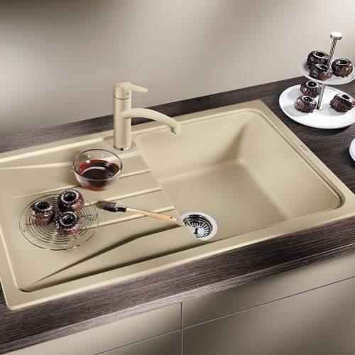 Blanco SONA 5 S Silgranit® Inset Kitchen Sink