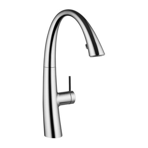 KWC ZOE Kitchen Mixer Tap with Pull-Out Spray