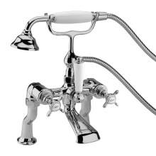 Bristan 1901 Traditional Style Bathroom Luxury Bath Shower Mixer N LBSM C CD - Chrome
