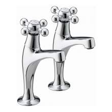 Bristan Regency High Neck Pillar Kitchen Tap