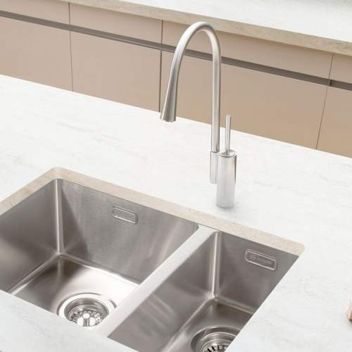 Caple CORY Single Lever Stainless Steel Tap