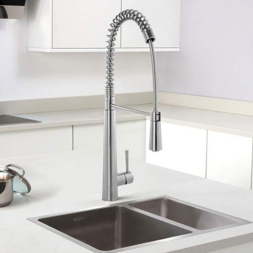 Caple HOWE Professional Pull Out Kitchen Tap