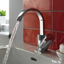 Bristan Chill Collection of Bathroom Bath & Basin Taps