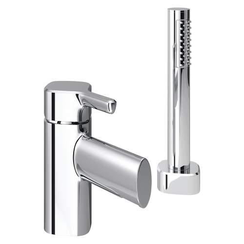 Bristan Flute Two Hole Bath Shower Mixer - FLT 2HBSM C