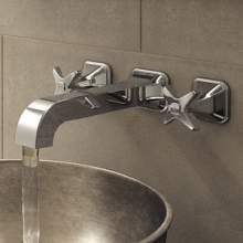 Bristan Glorious range of bathroom taps and showers