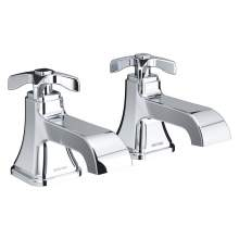 Bristan Glorious Bath Taps - GLR 3/4 C
