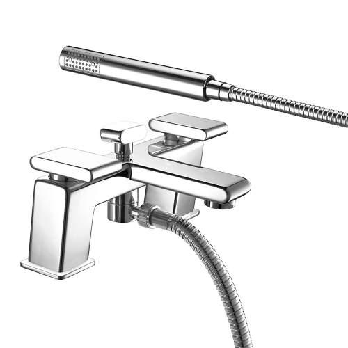 Bristan Pivot Bath Shower Mixer - PIV BSM C