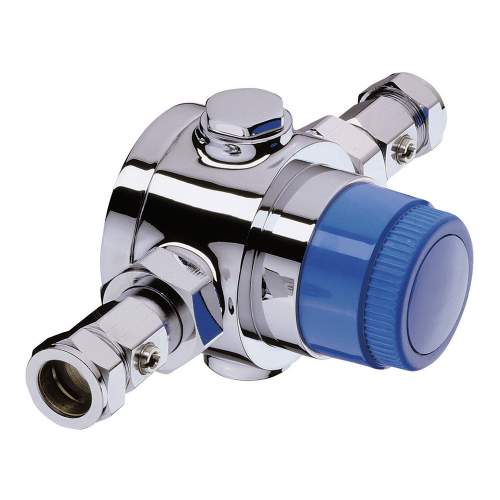 Bristan 22mm Thermostatic Mixing Valve - TS4753ECP
