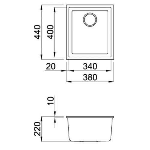 Quadra 100 Technical Specifications