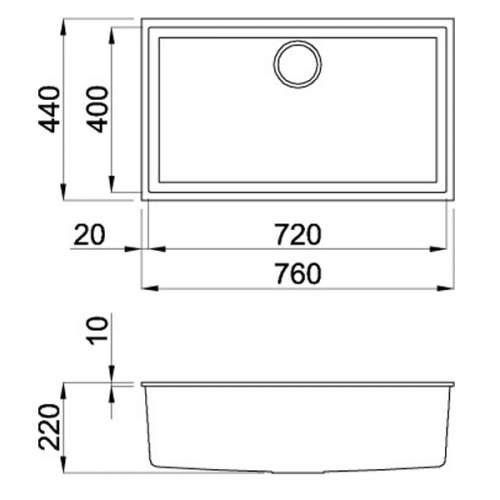 Quadra 130 Technical Specifications