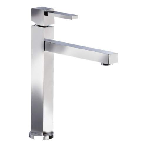 Smeg MFQ8-IS Stainless Steel Single Lever Mixer Tap