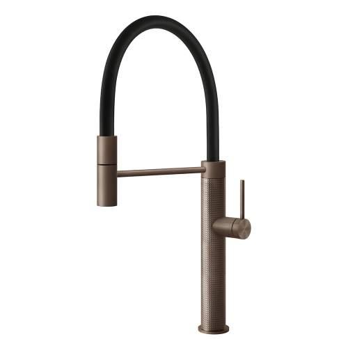 Gessi 316 Kitchen Cesello Semi-Professional Single Lever Tap