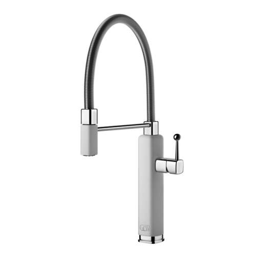 Gessi Happy Single Lever Semi Professional Kitchen Tap