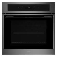 Caple C2105GM SENSE Gunmetal Pyrolytic Electric Single Oven