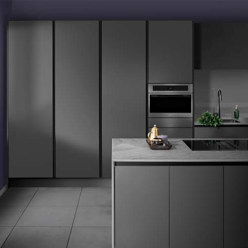 Caple SENSE SO110GM 45cm Built-in Gunmetal Combination Steam Oven