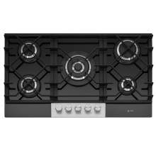 Caple C789G Gas-On-Glass Hob