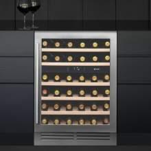 Caple WI6133 Classic Undercounter Dual Zone Wine Cabinet