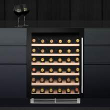 Caple WI6141 Sense Undercounter Single Zone Wine Cabinet