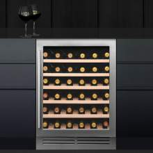 Caple WI6140 Classic Undercounter Single Zone Wine Cabinet