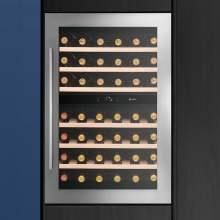 Caple WC6510 Classic In-Column Dual Zone Wine Cabinet