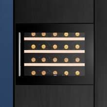 Caple WC6410 Sense In-Column Single Zone Wine Cabinet