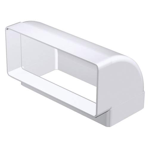 Caple 960W Flat Channel Vertical Elbow