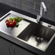Kitchen Sinks from sinks-taps.com