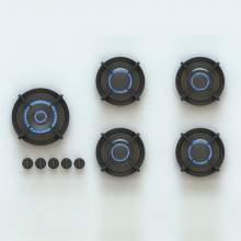 ENEPXL PITT® by Reginox - 5 PITT Individual Burner Gas Hobs