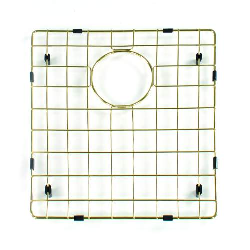 Reginox Miami 40x40 Sink Grid in Gold