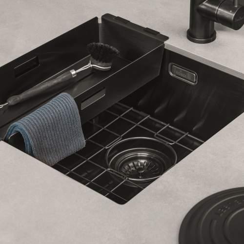Reginox Miami 40x40 Single Bowl Sink