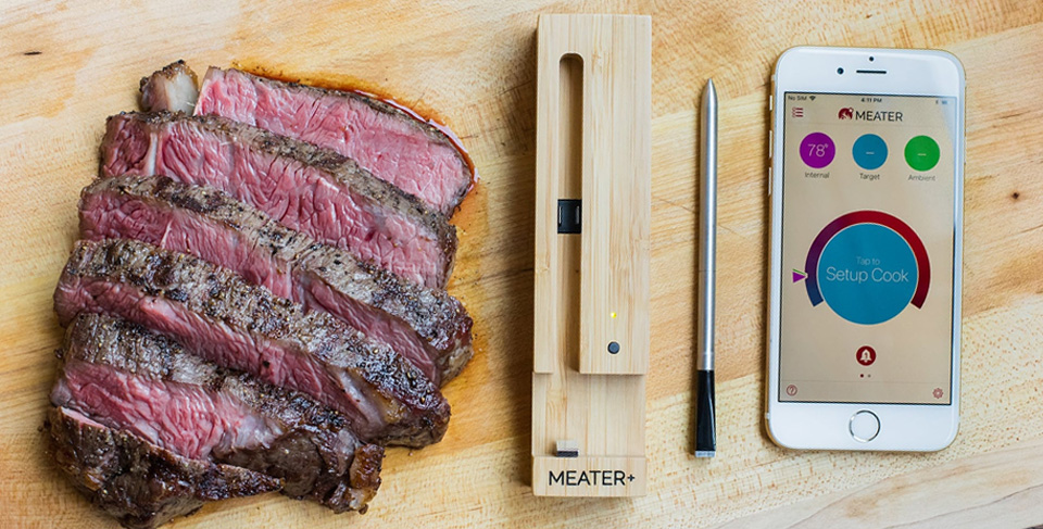 Free Meater+ with selected Caple Ovens