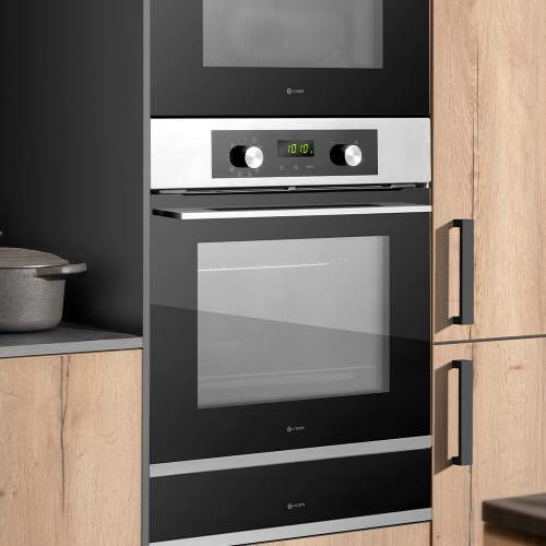 Caple Classic C2239 Classic Pyrolytic Single Oven