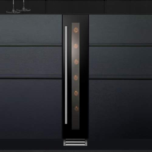 Caple Sense Wi1566 Undercounter Single Zone Wine Cabinet